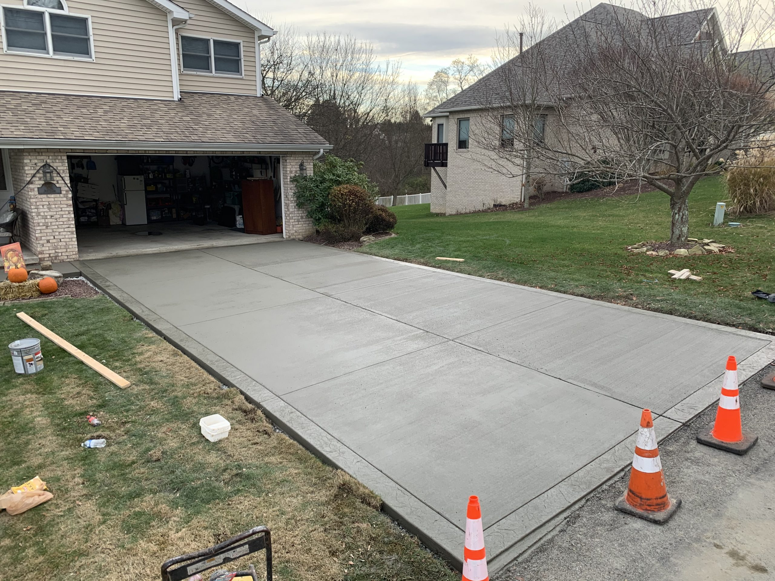 Marketing for Concrete Contractors in Pittsburgh